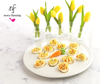 Egg Platter by Nora Fleming
