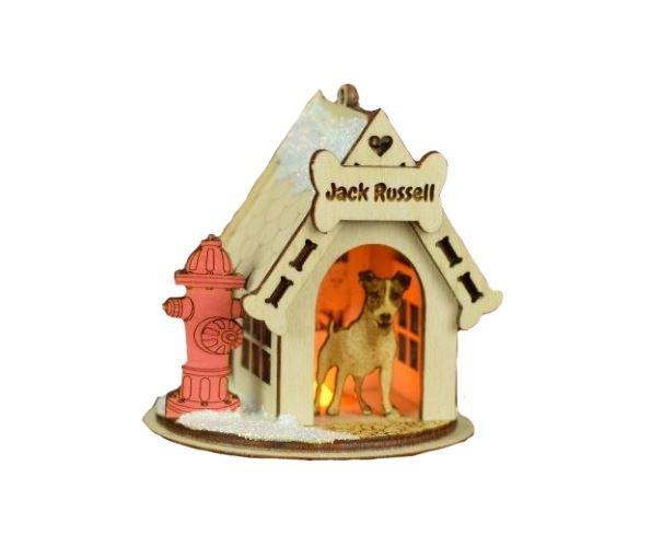 Jack Russell K-9 Cottage by Ginger Cottages