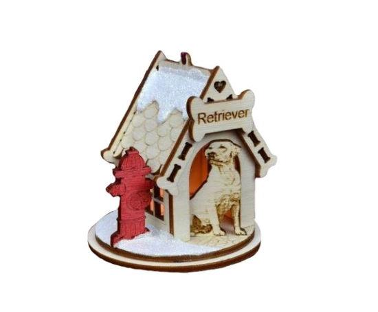 Retriever K-9 Cottage by Ginger Cottages