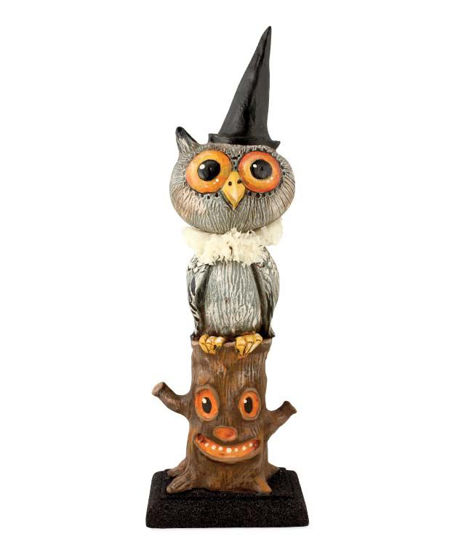 Hootie is Stumped by Bethany Lowe Designs