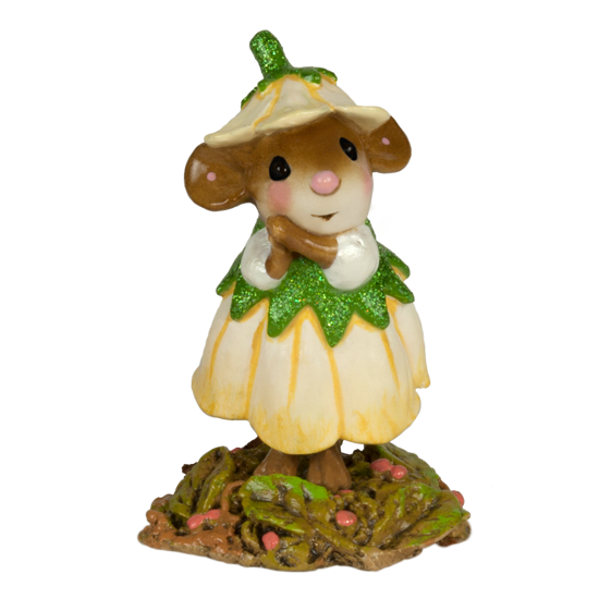 November Flower Mouse of the Month M-640k by Wee Forest Folk