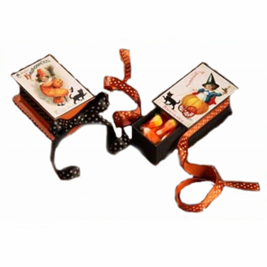 Halloween Candy Boxes by Bethany Lowe Designs