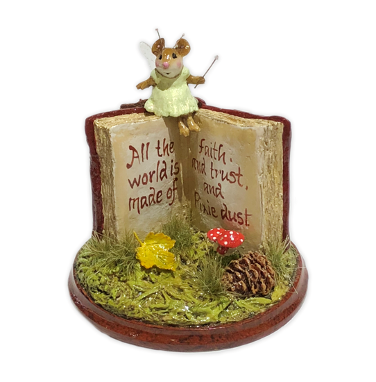 Marquee & Tinker Bell Pixie Dust NA-13 by Wee Forest Folk®