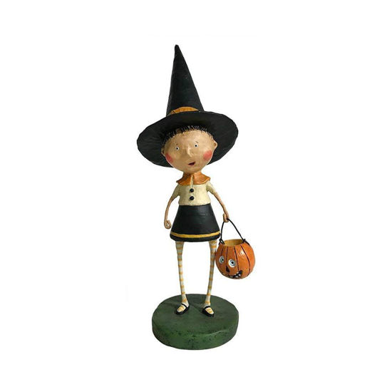 Witchy Helen by Lori Mitchell