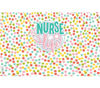 Nurse Life Polka Dots Wrap 16oz. Tumbler by Tervis