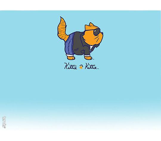 Kittie Kittie - Cool Kittie Wrap 24oz Tumbler by Tervis