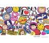 Peanuts™ - Sticker Collage 30oz. Stainless Steel Tumbler by Tervis