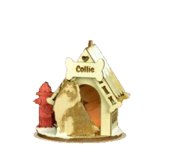 Collie K-9 Cottage by Ginger Cottages