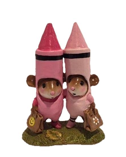 Drawn Together M-533 (Custom Pink) by Wee Forest Folk®