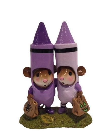 Drawn Together M-533 (Custom Purple) by Wee Forest Folk®