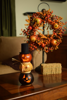 Jack Stack Medium Tall Lit by Meadowbrooke Gourds