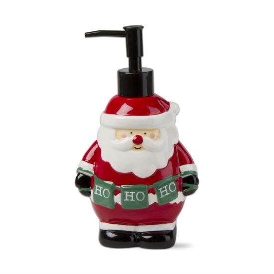 Jolly Santa Soap Pump by TAG