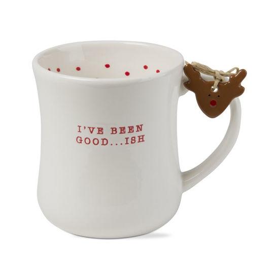 Goodish Jolly Diner Mug by TAG