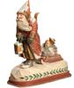 Santa Pulling Sled by Bethany Lowe