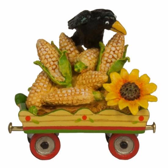 Corn Car M-453n By Wee Forest Folk®
