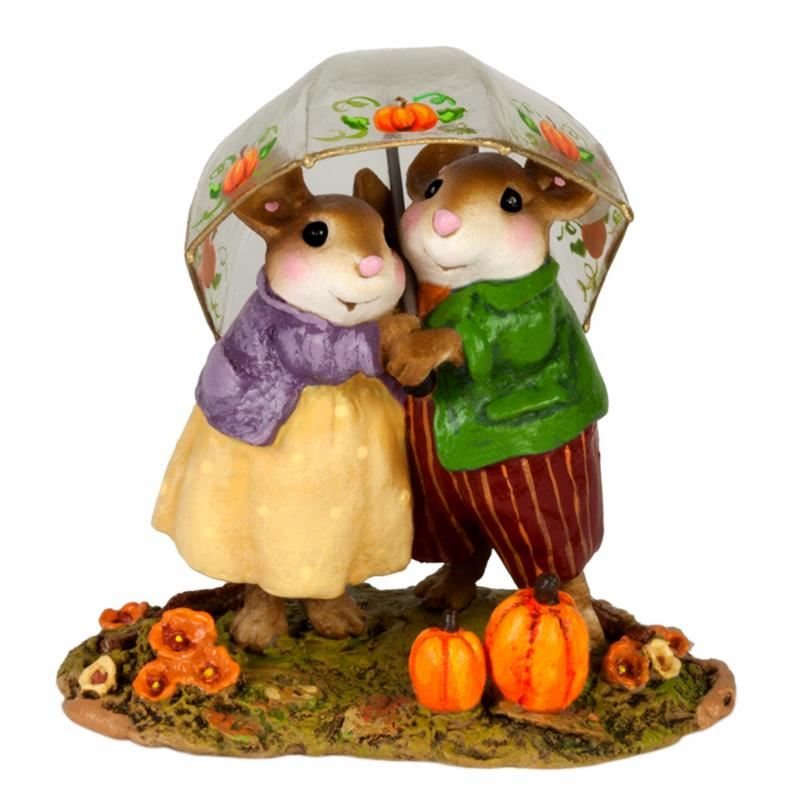 Happiness with Sprinkles in Fall M-639a by Wee Forest Folk