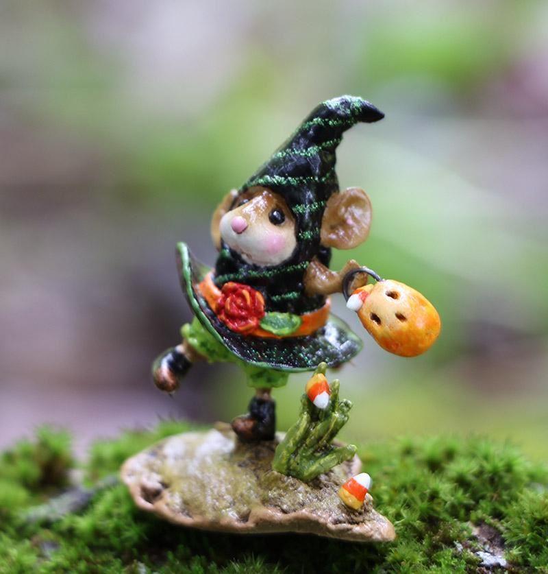 Wicked Windy! M-646 by Wee Forest Folk