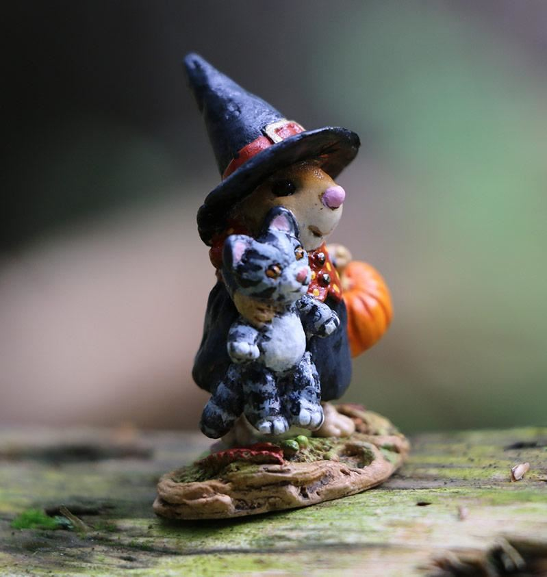 Halloween Handful  M-652 by Wee Forest Folk