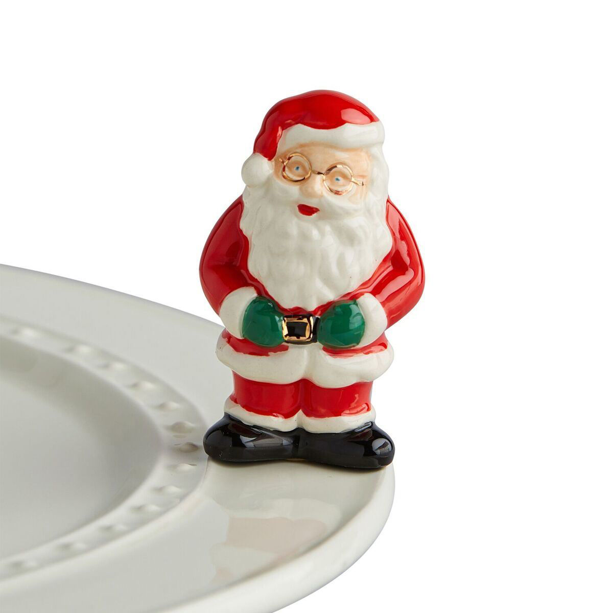 Father Christmas (Santa Claus) Mini by Nora Fleming