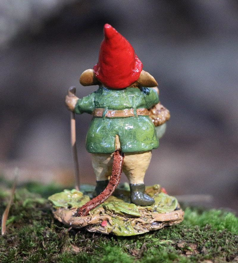 Roaming Gnome M-645 by Wee Forest Folk