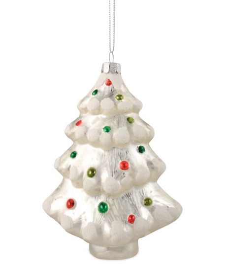 Oh Christmas Tree Glass Ornament by Bethany Lowe Designs