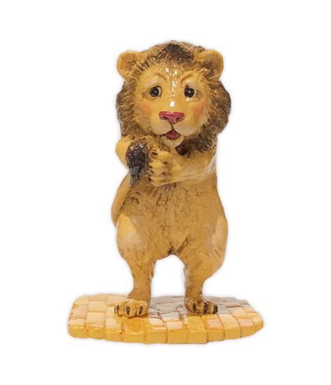 Lion by Wee Forest Folk®