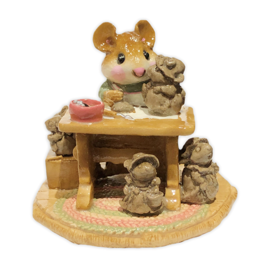 Miss Mousey's Studio M-184 by Wee Forest Folk®