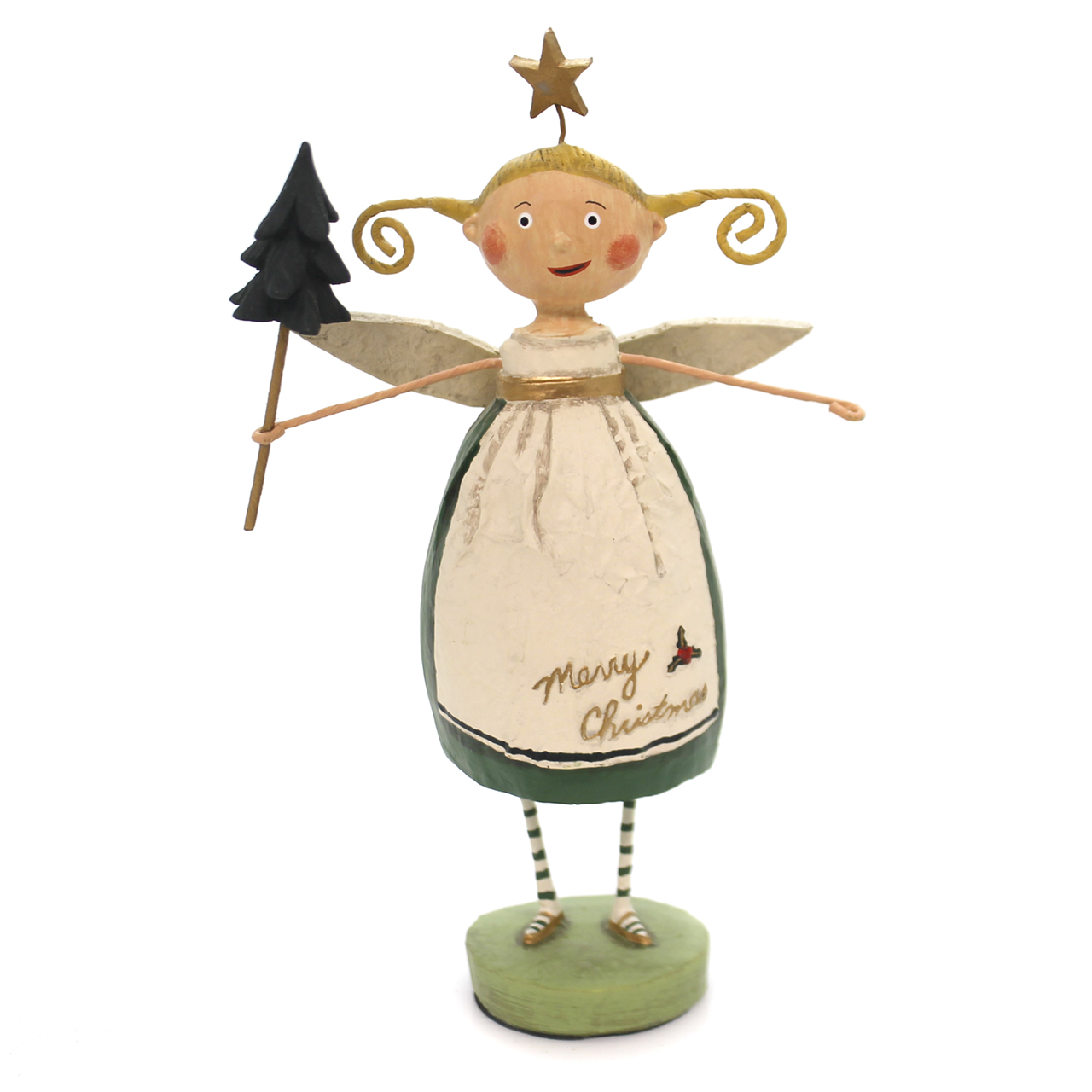 Evergreen Angel by Lori Mitchell