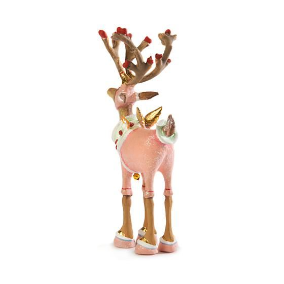 Dash Away Cupid Mini Ornament by Patience Brewster