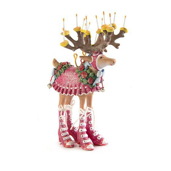 Dash Away Donna Mini Ornament by Patience Brewster