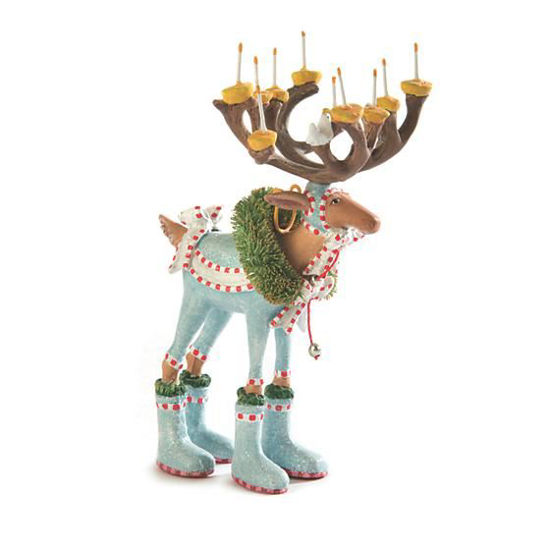 Dash Away Dasher Mini Ornament by Patience Brewster