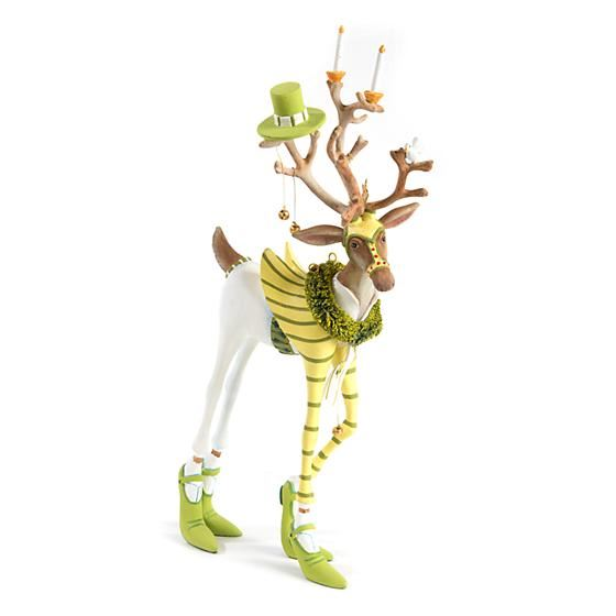 Dash Away Prancer Figure by Patience Brewster