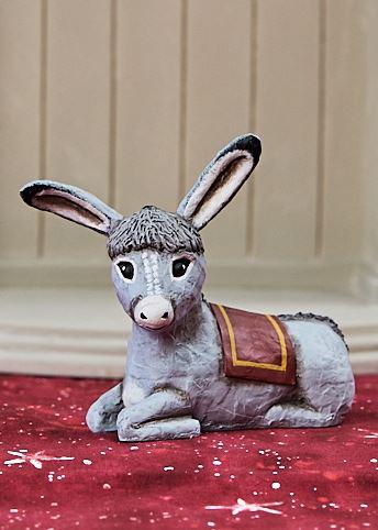 Holy Donkey by Lori Mitchell