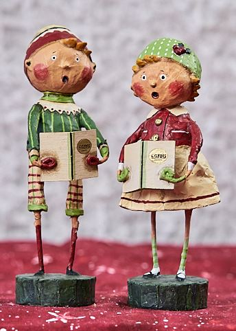 Henry & Holly Carol by Lori Mitchell