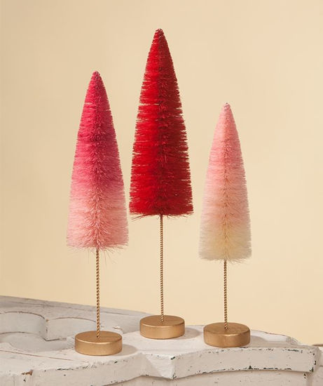Valentine Ombre Trees by Bethany Lowe Designs