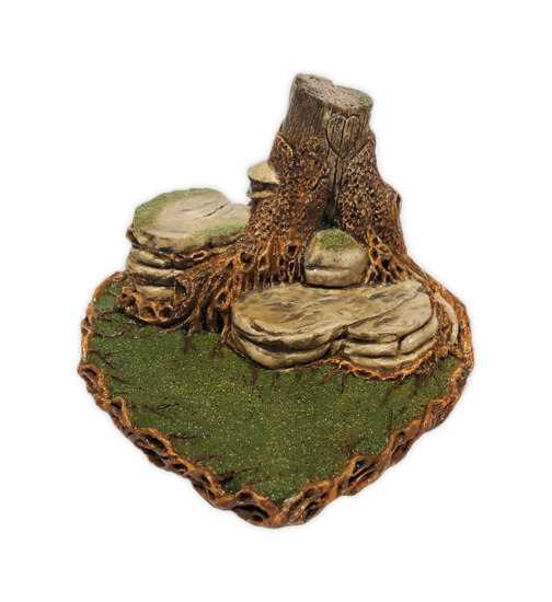 Heart of the Forest Displayer for Habitat Hideaway