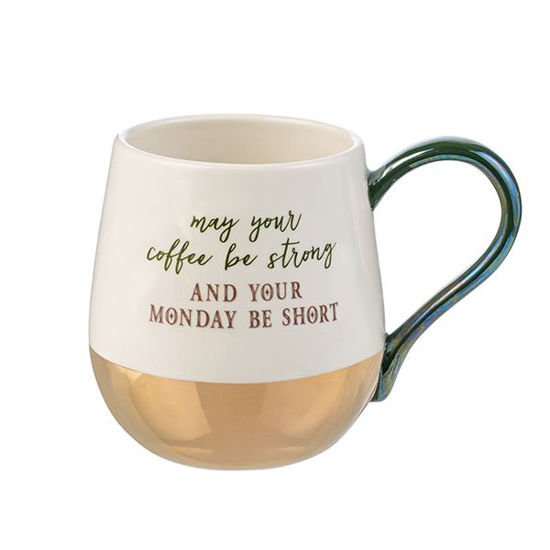 May Your Coffee Be Strong Mug by Grasslands Road