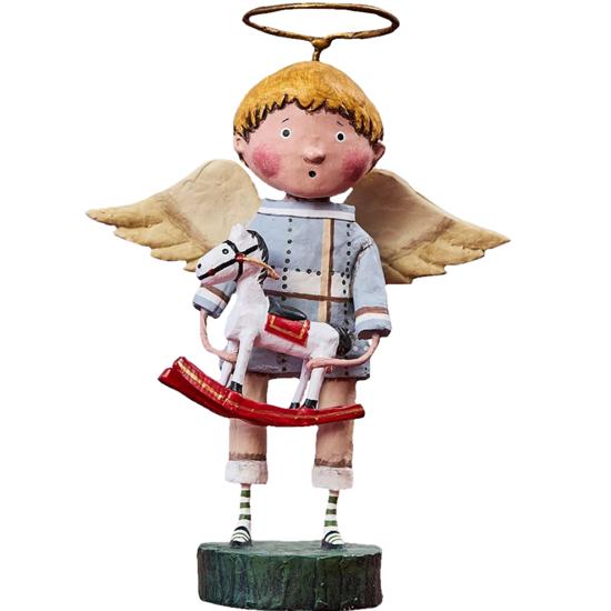 Toy Shoppe Angel by Lori Mitchell