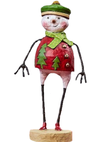 Frosty Fellow by Lori Mitchell