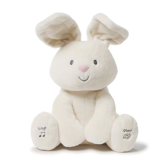 Flora Bunny Animated by Gund