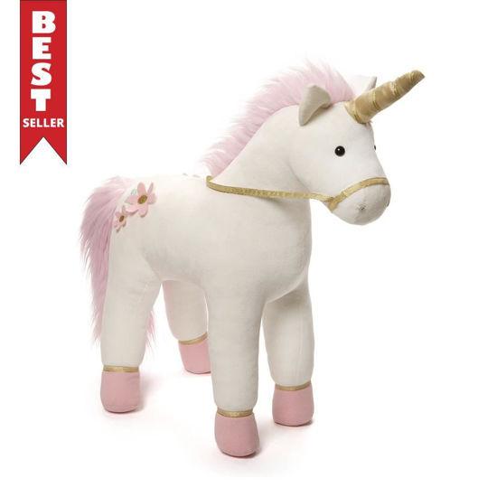"LilyRose Unicorn 13"" by Gund"