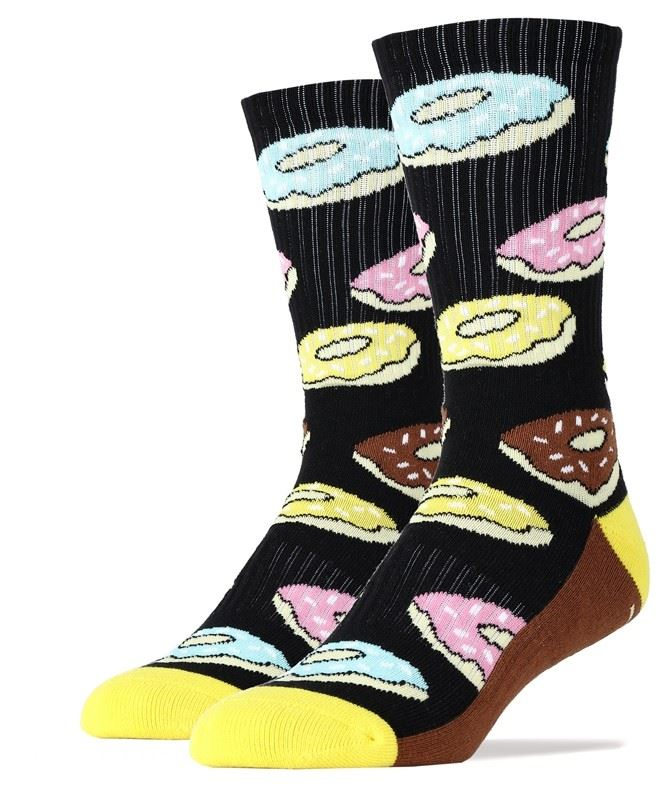 Donut Magic Men's Socks by OOOH Yeah Socks