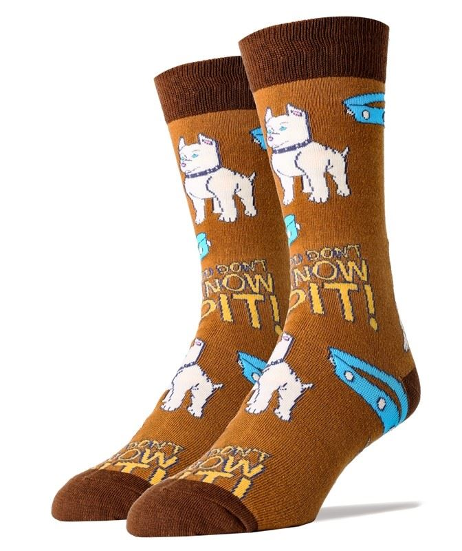 Don't Know Pit Women's Socks by OOOH Yeah Socks