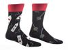 Martini & Olives Men's Crew Socks by Yo Sox