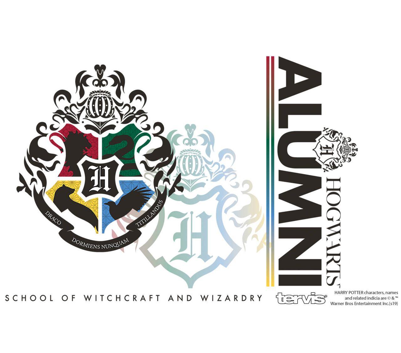 Harry Potter Hogwarts Alumni 20oz. Stainless Steel Tumbler by Tervis