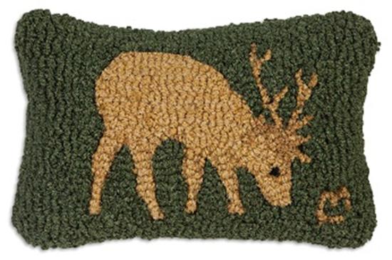 Deer on Green by Chandler 4 Corners
