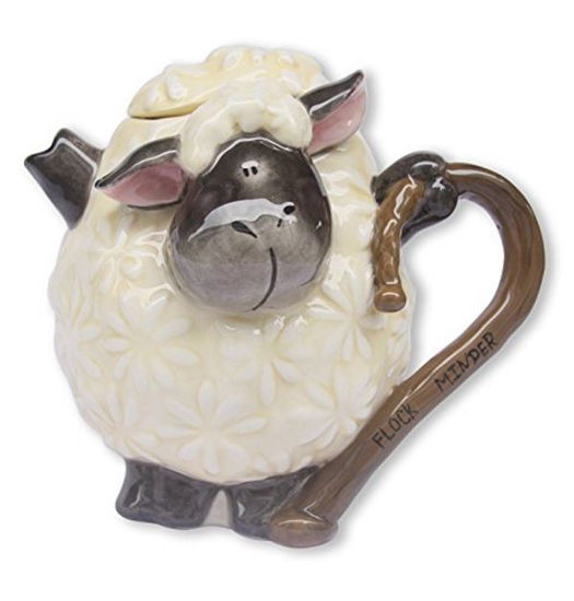 Lamb Teapot by Blue Sky Clayworks