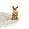 Funny Bunny (Brown Bunny) Mini by Nora Fleming