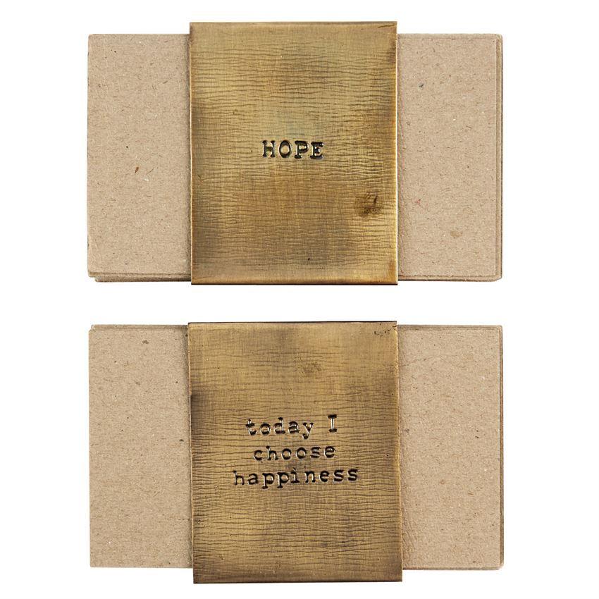 Inspirational Card Decks by Mudpie