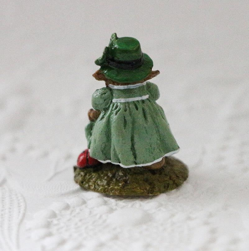 Wee Lucky Lady M-393b by Wee Forest Folk